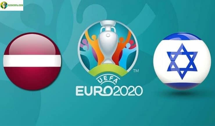Soi kèo tỷ số nhà cái trận Israel vs Latvia