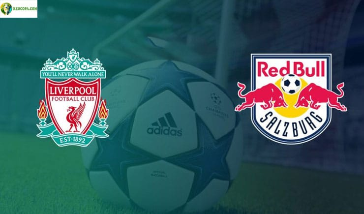 Soi kèo tỷ số nhà cái trận Liverpool vs Red Bull