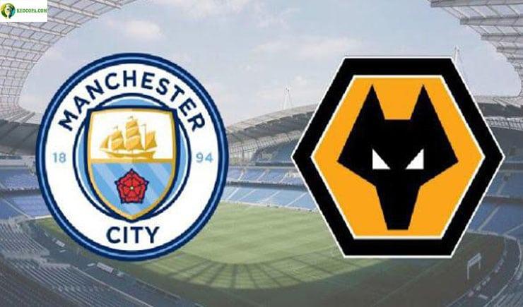 Soi kèo tỷ số nhà cái trận Manchester City vs Wolves