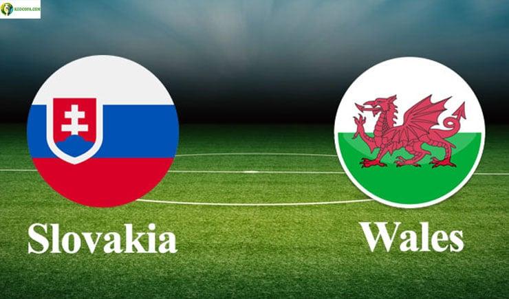 Soi kèo tỷ số nhà cái trận Slovakia vs Wales