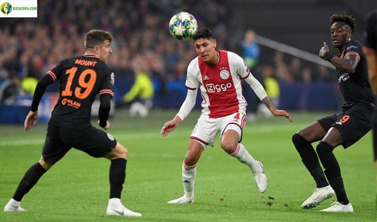 Soi kèo tỷ số bóng đá trận Chelsea vs Ajax