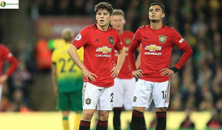 Soi kèo tỷ số bóng đá trận Sheffield United vs Manchester United
