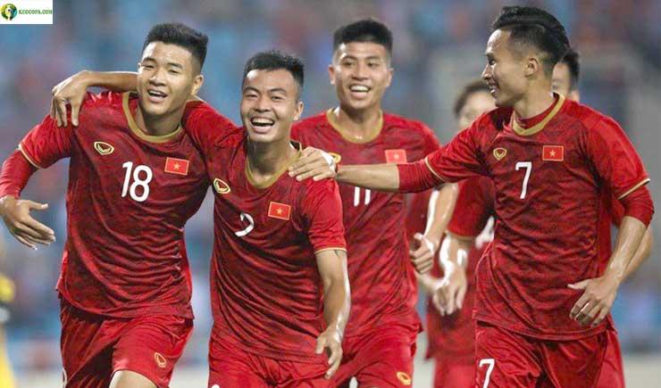 Soi kèo tỷ số bóng đá trận Việt Nam vs Brunei