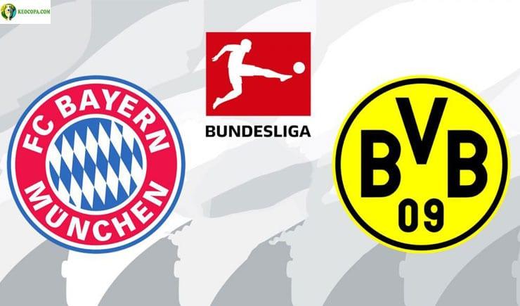 Soi kèo tỷ số nhà cái trận Bayern Munich vs Dortmund