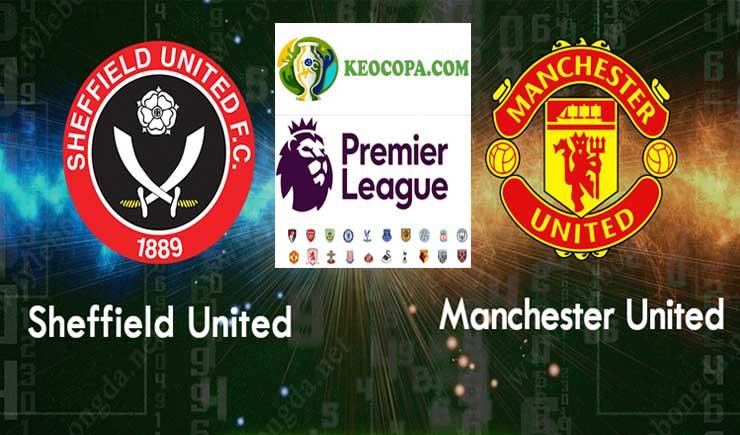 Soi kèo tỷ số nhà cái trận Sheffield United vs Manchester United