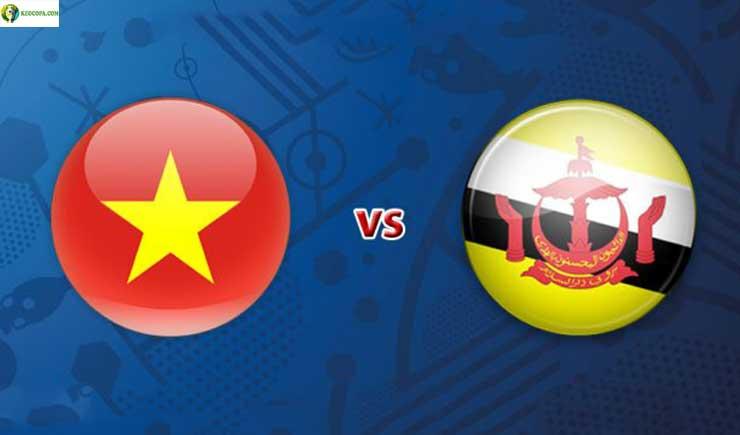 Soi kèo tỷ số nhà cái trận Việt Nam vs Brunei