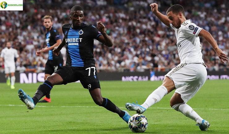 Soi kèo tỷ số bóng đá trận Club Brugge vs Real Madrid