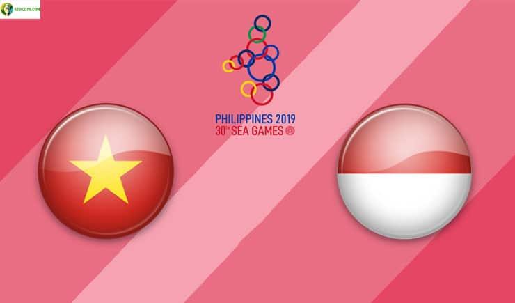 Soi kèo tỷ số bóng đá U22 Việt Nam vs U22 Indonesia