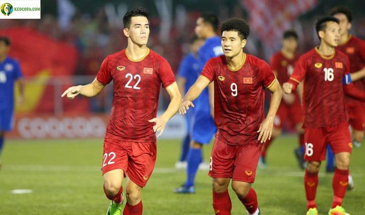 Soi kèo tỷ số bóng đá trận U22 Việt Nam vs U22 Campuchia