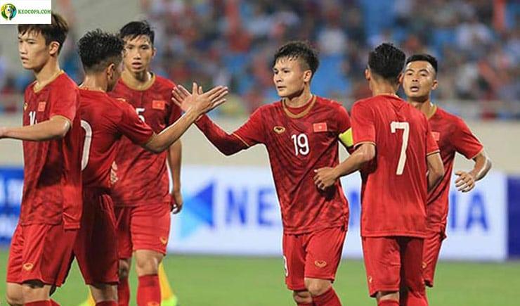 Soi kèo tỷ số bóng đá trận Việt Nam vs Thái Lan