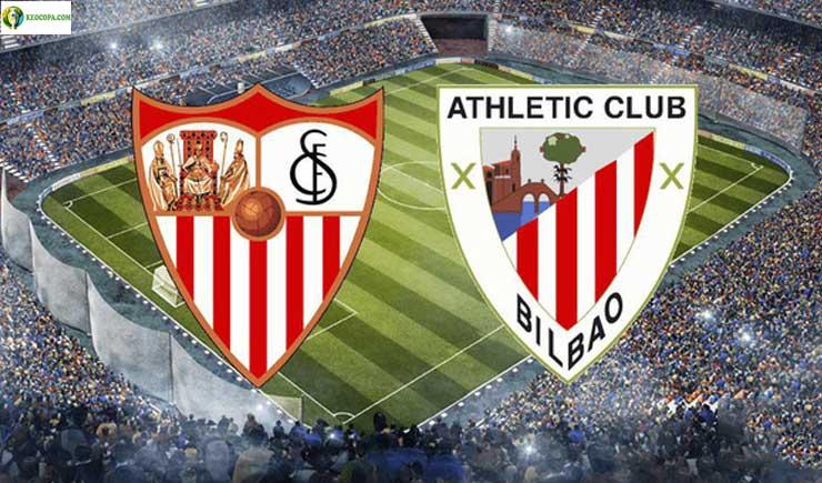 Soi kèo tỷ số nhà cái trận Sevilla vs Athletic Bilbao