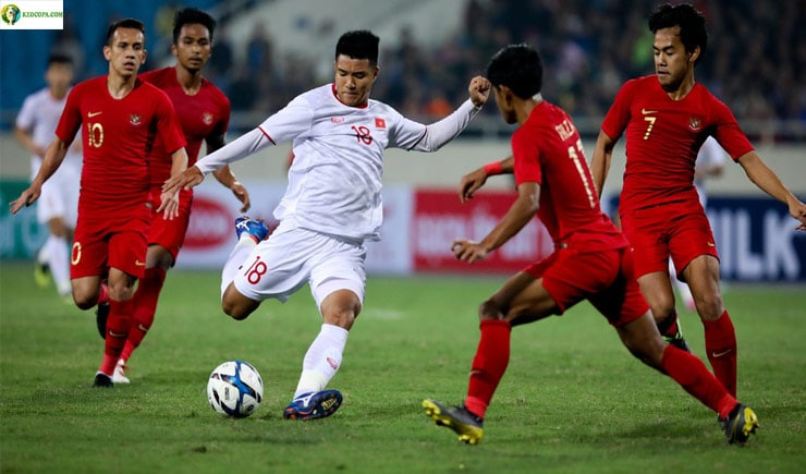 Soi kèo tỷ số nhà cái trận U22 Việt Nam vs U22 Indonesia