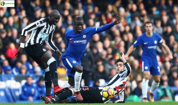 Soi kèo tỷ số bóng đá trận Newcastle vs Chelsea