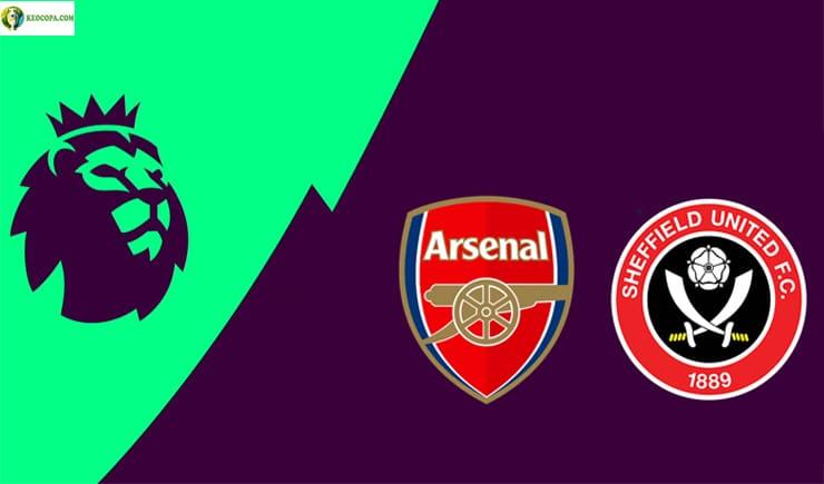 Soi kèo tỷ số nhà cái trận Arsenal vs Sheffield