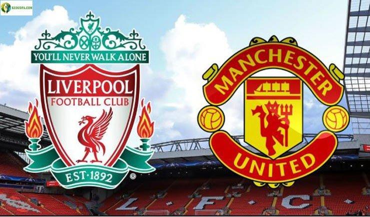 Soi kèo tỷ số nhà cái trận Liverpool vs Manchester United