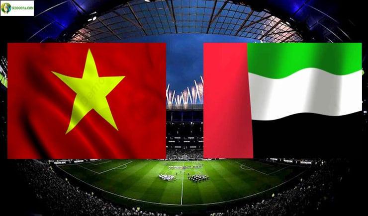Soi kèo tỷ số nhà cái trận U23 Việt Nam vs U23 UAE