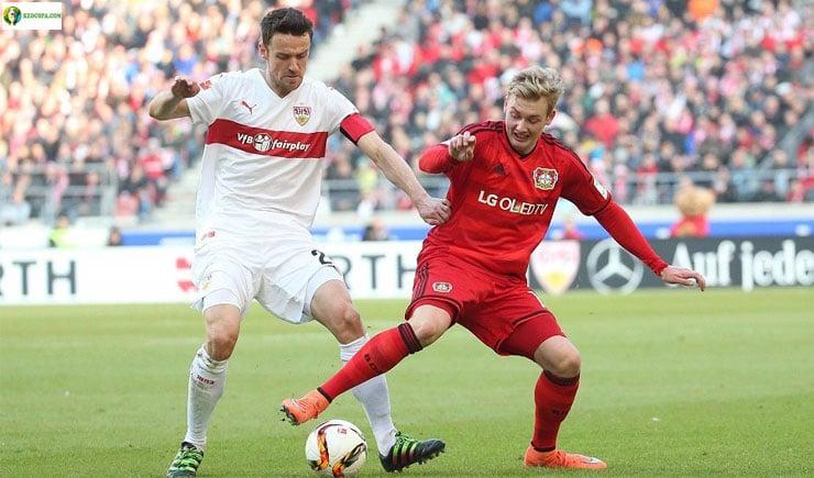Soi kèo tỷ số bóng đá Bayer Leverkusen vs VfB Stuttgart