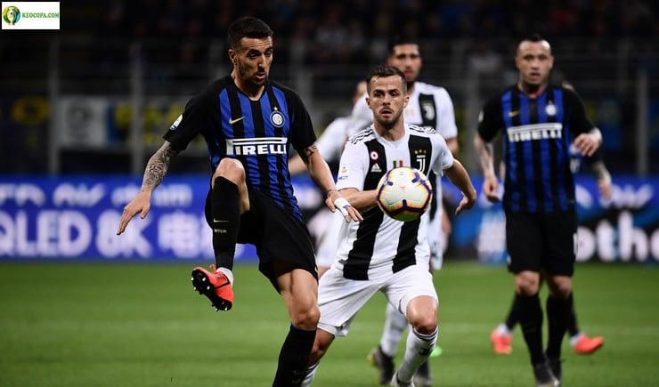 Soi kèo tỷ số bóng đá Juventus vs Inter Milan