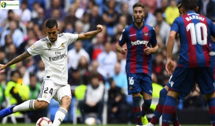 Soi kèo tỷ số bóng đá Levante vs Real Madrid