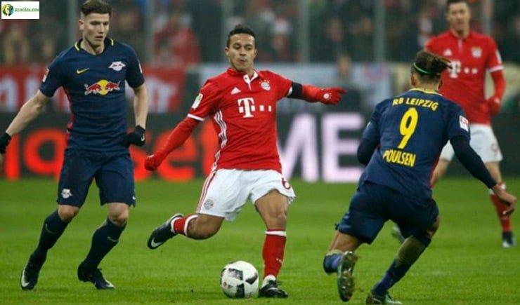 Soi kèo tỷ số bóng đá trận Bayern Munich vs RB Leipzig