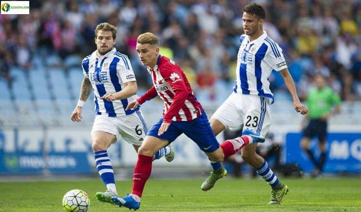Soi kèo tỷ số bóng đá trận Real Sociedad vs Athletic Bilbao