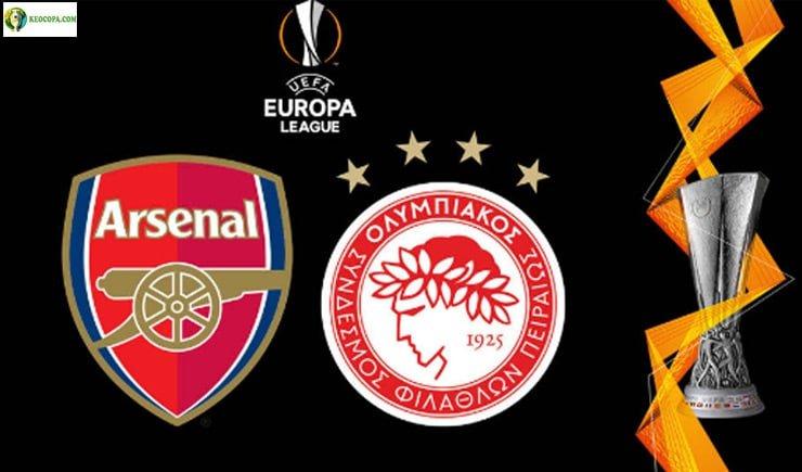 Soi kèo tỷ số nhà cái Arsenal vs Olympiacos