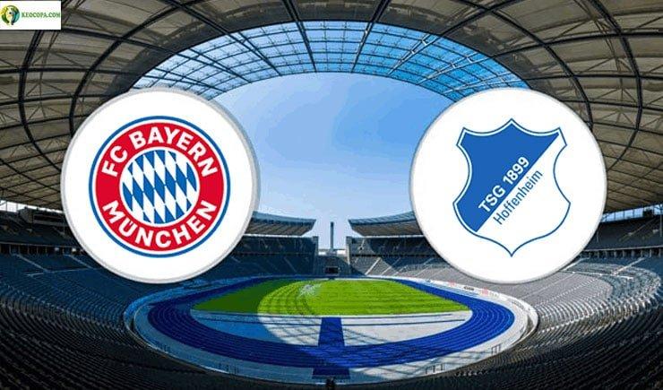 Soi kèo tỷ số nhà cái trận Bayern Munich vs Hoffenheim