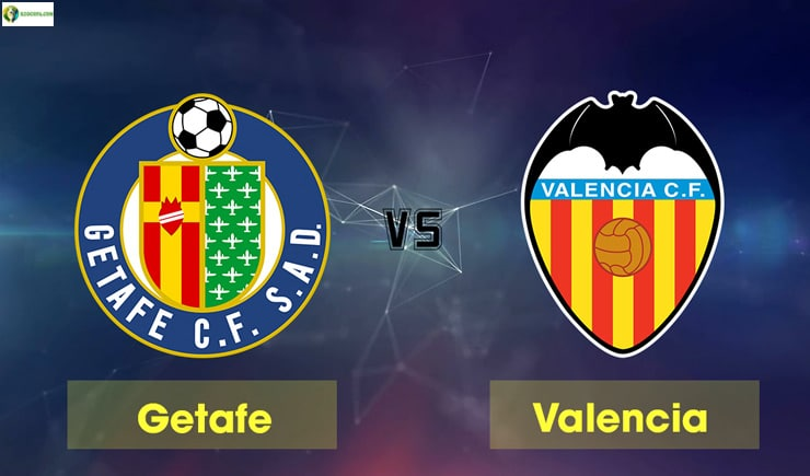 Soi kèo tỷ số nhà cái Getafe vs Valencia