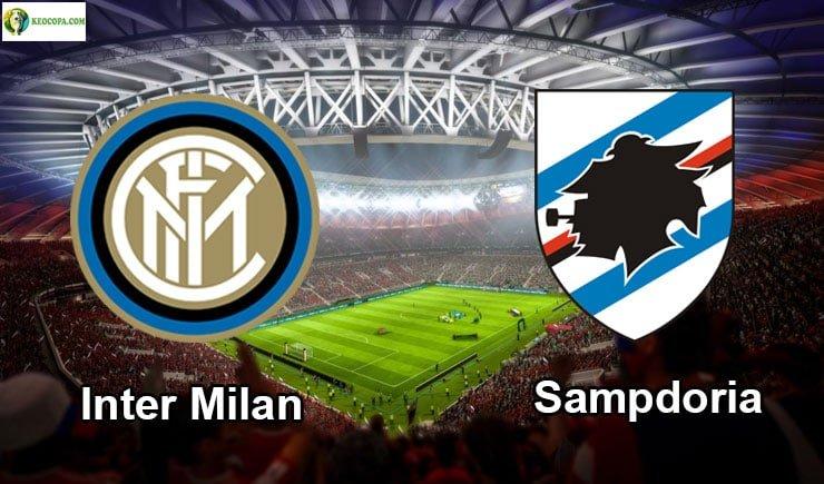 Soi kèo tỷ số nhà cái Inter Milan vs Sampdoria