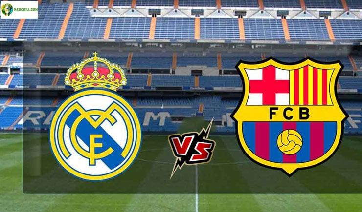 Soi kèo tỷ số nhà cái Real Madrid vs Barcelona
