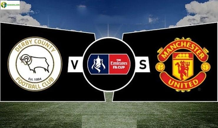 Soi kèo tỷ số nhà cái Derby County vs Manchester United
