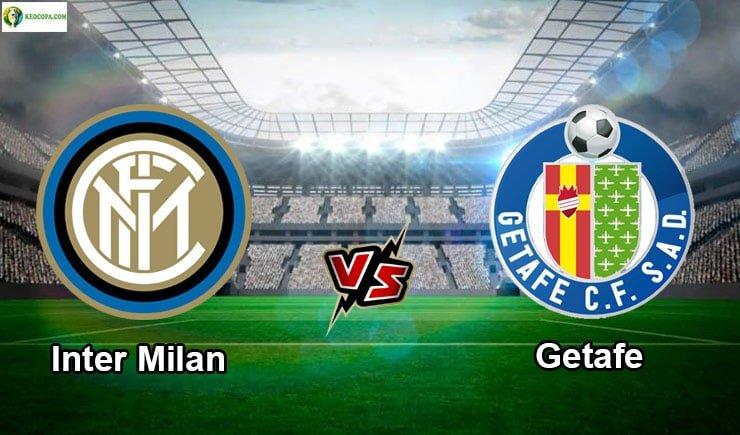 Soi kèo tỷ số nhà cái Inter Milan vs Getafe