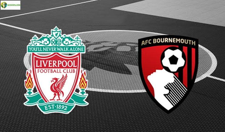 Soi kèo tỷ số nhà cái Liverpool vs AFC Bournemouth