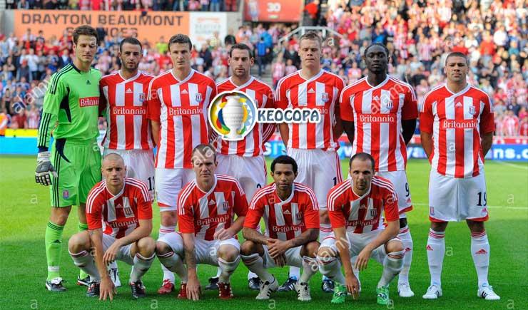 ngôi sao của Stoke đã gây sốc ở Europa League
