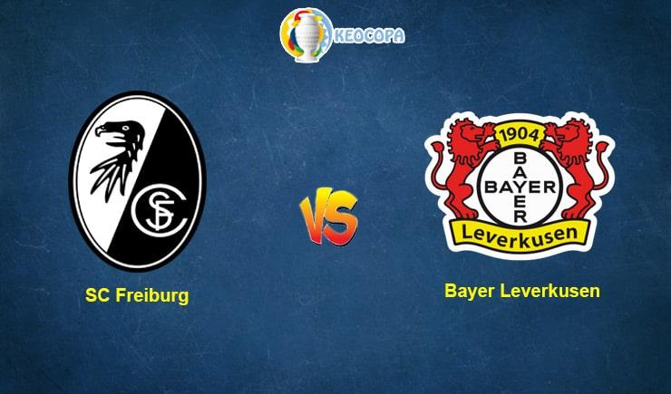 soi kèo trận đấu bóng đá SC Freiburg vs Bayer Leverkusen