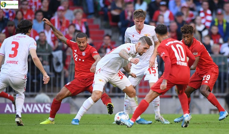 soi kèo tỷ số bóng đá union berlin vs bayern munich