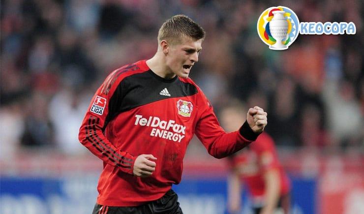 Những hảo thủ gần đây bạn không nghĩ từng đá cho Leverkusen