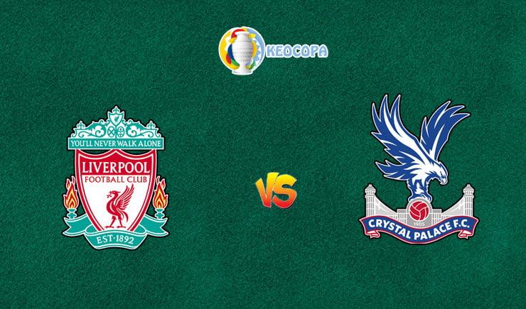 Soi kèo trận đấu bóng đá Liverpool vs Crystal Palace
