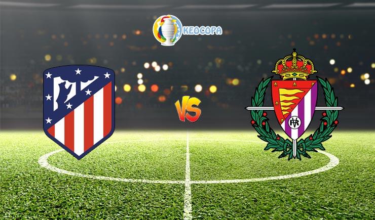 Soi kèo trận đấu bóng đá Atletico Madrid vs Real Valladolida