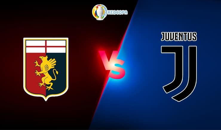 Soi kèo trận đấu bóng đá Genoa vs Juventus