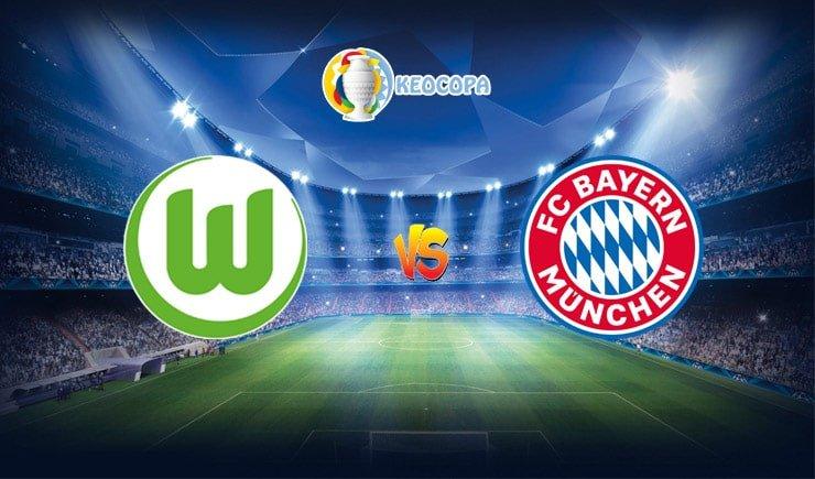 Soi kèo trận đấu bóng đá VfL Wolfsburg vs Bayern Munich