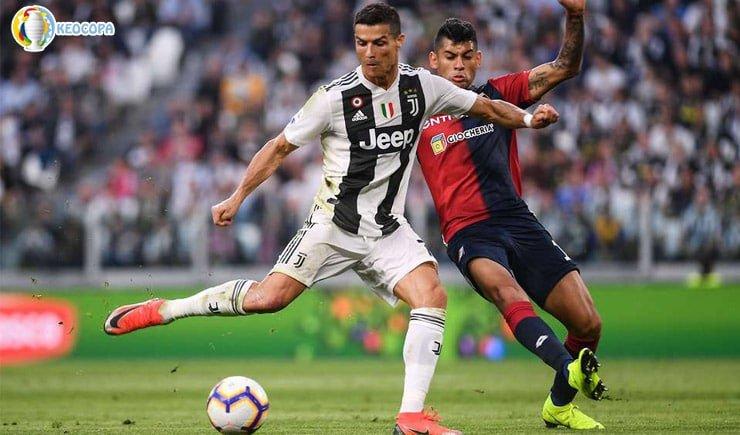 Soi kèo tỷ số bóng đá Genoa vs Juventus