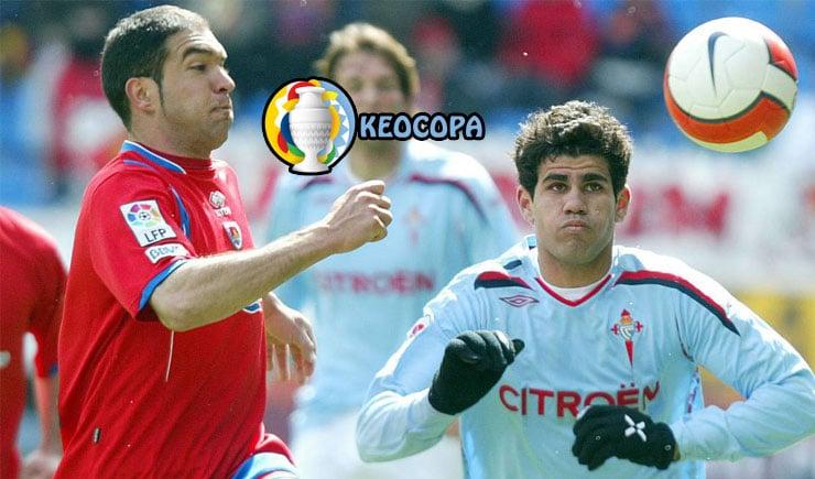 ngôi sao hàng đầu từng chơi cho Celta Vigo