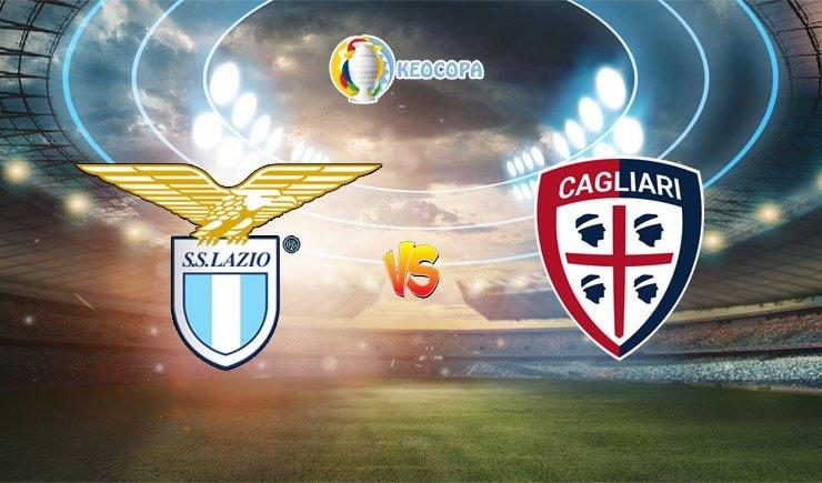 Soi kèo trận đấu bóng đá Lazio vs Cagliari