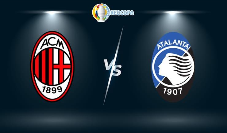 Soi kèo trận đấu bóng đá AC Milan vs Atalanta