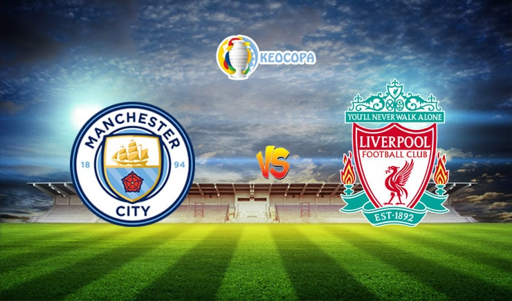 Soi kèo trận đấu bóng đá Manchester City vs Liverpool