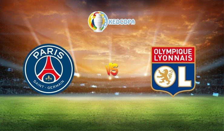 Soi kèo trận đấu bóng đá PSG vs Lyon