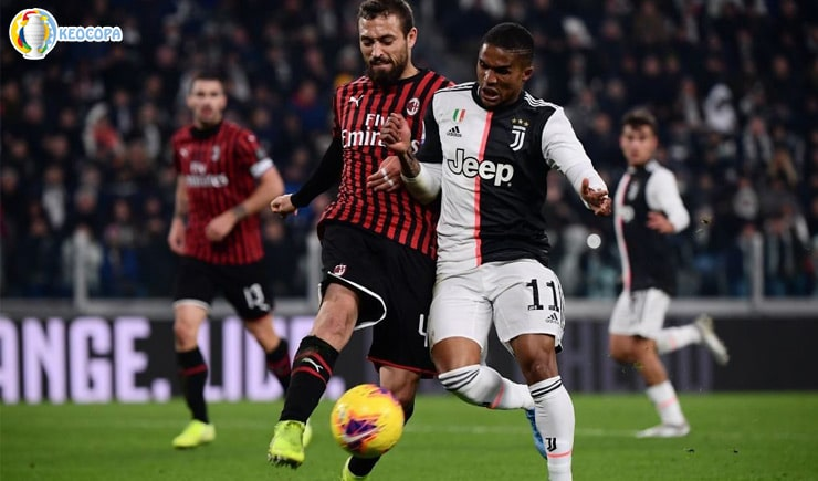 Soi kèo tỷ số bóng đá AC Milan vs Juventus