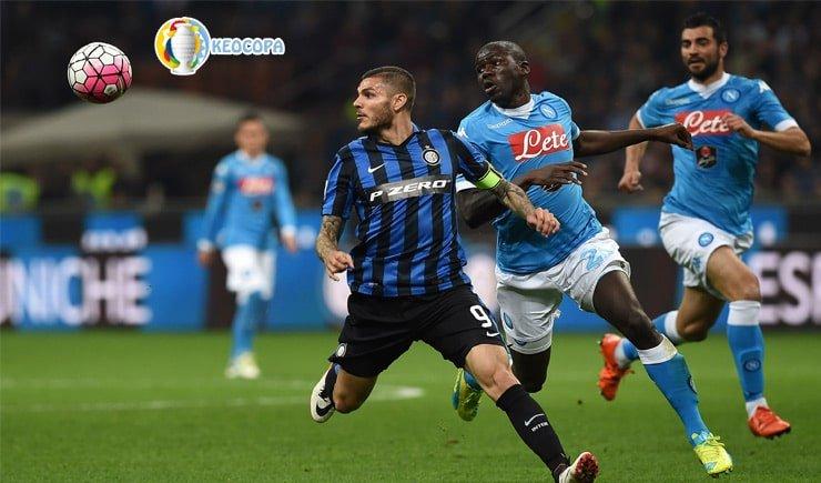 Soi kèo tỷ số bóng đá Inter Milan vs Napoli