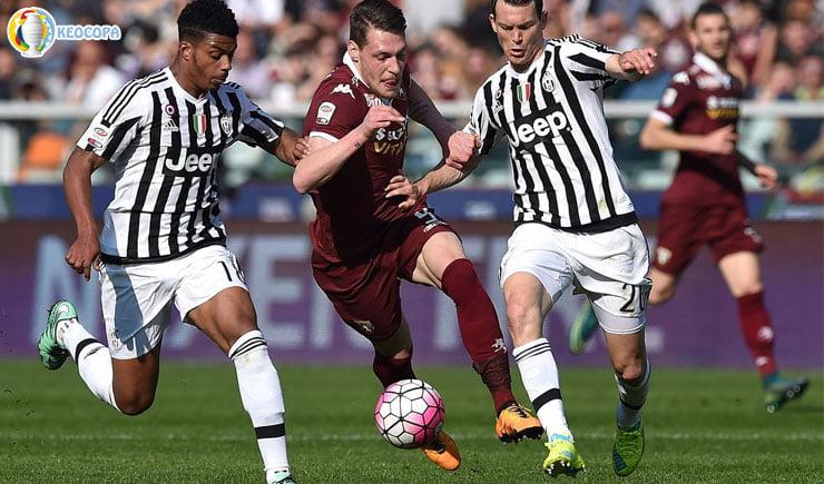 Soi kèo tỷ số bóng đá Juventus vs Torino